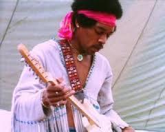 jimi hendrix pink bandana