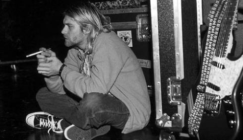 kurt in chucks