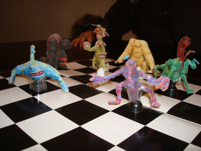 holochess pieces